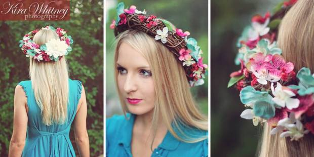 Floral Crown Giveaway