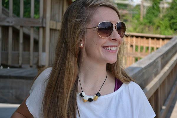 ash necklace